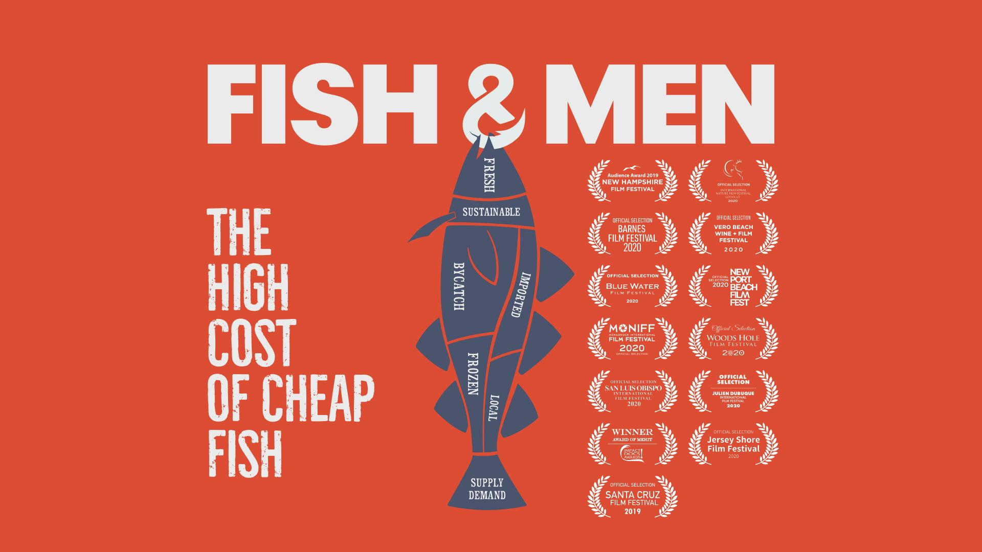 Exclusive: Adam Jones & Darby Duffin Talk About Directing & Producing Fish & Men