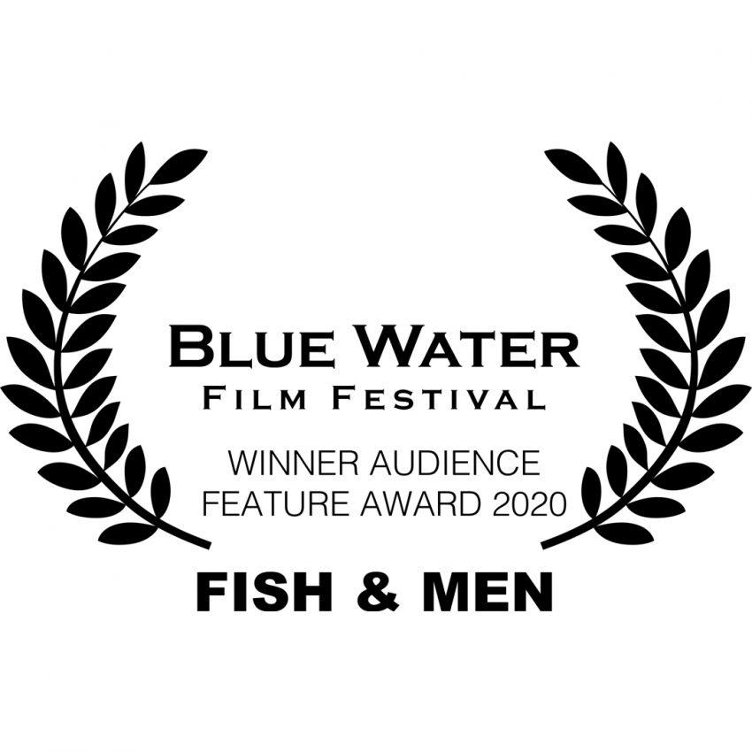 FISH & MEN wins at Blue Water Festival
